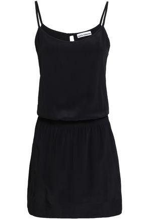 PACO RABANNE Crepe mini dress