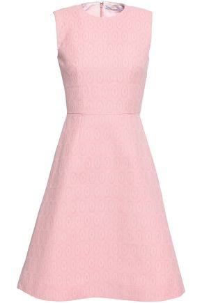 EMILIA WICKSTEAD Jacquard dress