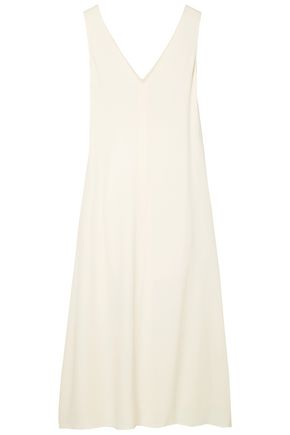 THEORY Crepe midi dress