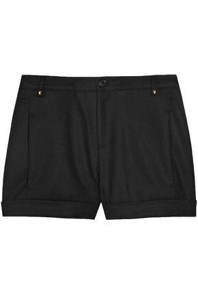 GUCCI Wool-blend shorts