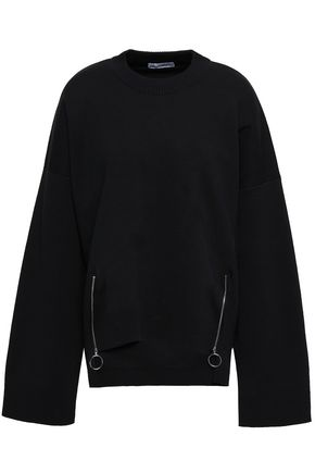 PACO RABANNE Cotton-blend sweater