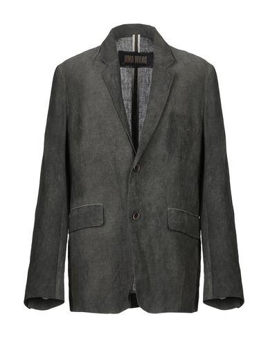 Фото - Мужской пиджак UMA WANG свинцово-серого цвета