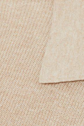IRIS & INK Sienna cotton-blend cardigan