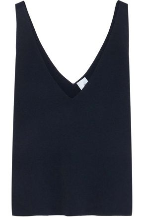 IRIS & INK Jamie stretch-knit tank
