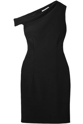 BY MALENE BIRGER Dessa off-the-shoulder stretch-ponte dress