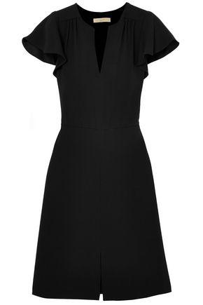 VANESSA BRUNO Satin-crepe dress
