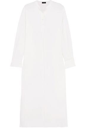 JOSEPH Lester silk crepe de chine midi dress