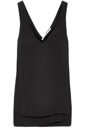 ROSETTA GETTY Crepe tank