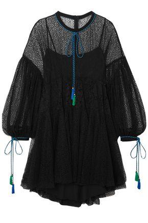 PHILOSOPHY di LORENZO SERAFINI Corded lace mini dress