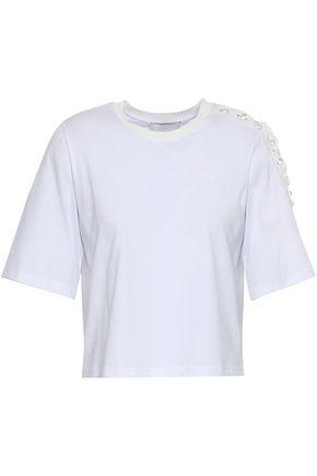 3.1 PHILLIP LIM コットンジャージー Tシャツ