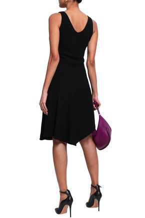 NARCISO RODRIGUEZ Asymmetric wool dress