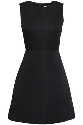 KATE SPADE New York Cutout crepe mini dress