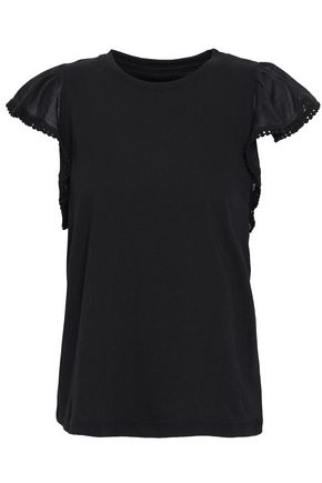 KATE SPADE New York Cotton-jersey T-shirt