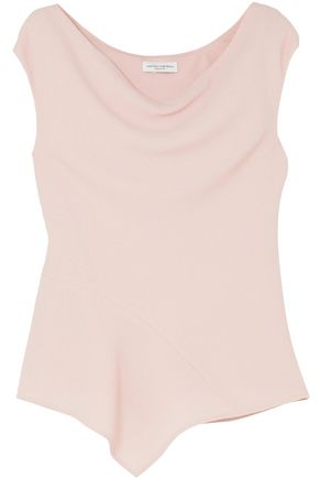NARCISO RODRIGUEZ Asymmetric wool top