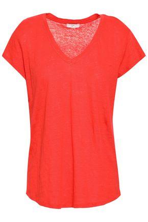 JOIE Slub linen T-shirt
