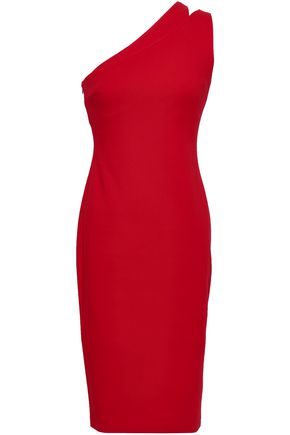 BAILEY 44 One-shoulder cutout jersey dress