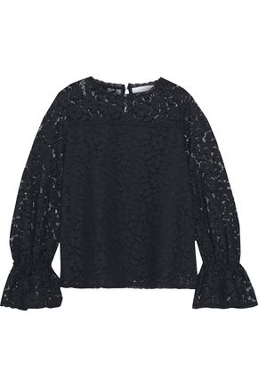 SEE BY CHLOÉ Corded lace blouse