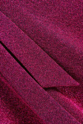 SACHIN & BABI Metallic knitted top