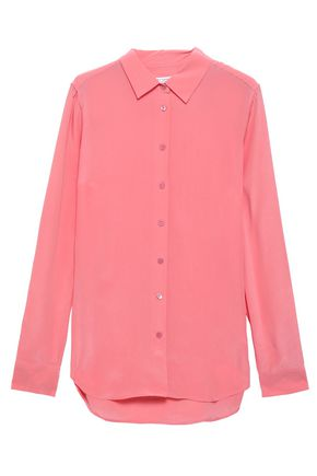 EQUIPMENT Silk crepe de chine shirt