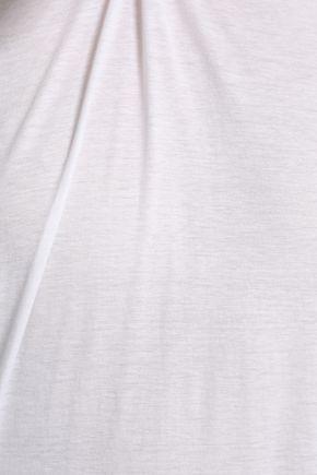 DOLCE & GABBANA Cotton-jersey tank