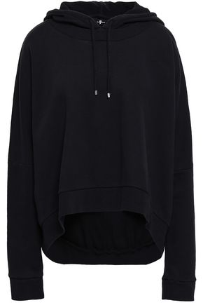 7 FOR ALL MANKIND French cotton-terry hooded sweatshirt