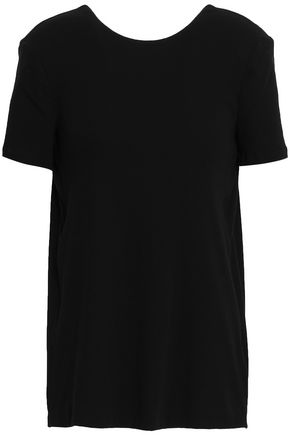 ROSETTA GETTY Cotton-jersey T-shirt