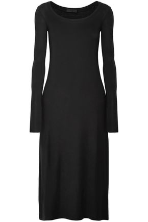 ATM ANTHONY THOMAS MELILLO Stretch-modal mini dress