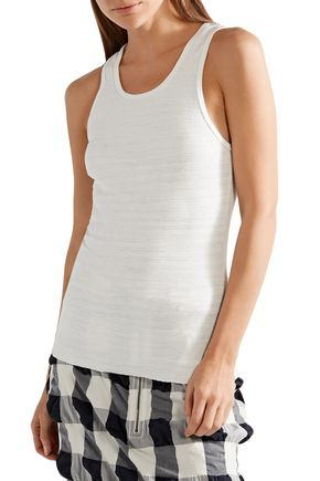 BASSIKE Slub cotton tank