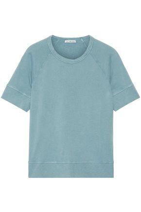 JAMES PERSE Supima cotton-terry sweatshirt