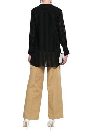 BY MALENE BIRGER Burnout chiffon blouse