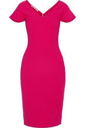 3e83ca6555c ANTONIO BERARDI Stretch-crepe dress
