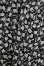 ANNA SUI Floral-print silk-georgette mini dress