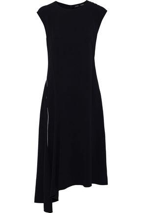 PROENZA SCHOULER Asymmetric crepe midi dress