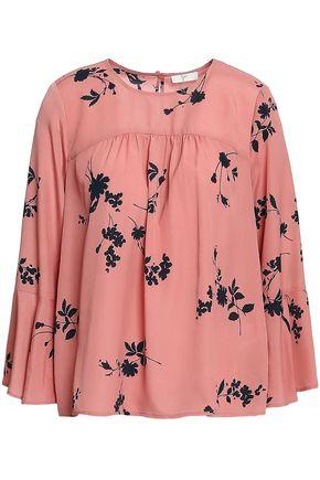JOIE Floral-print georgette blouse