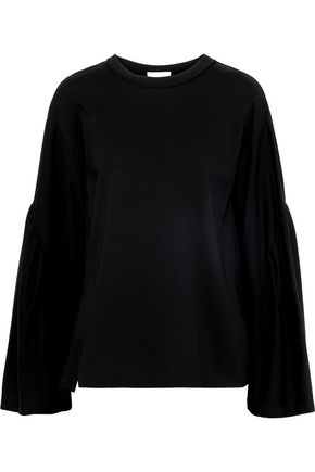 3.1 PHILLIP LIM Cutout cotton-jersey top