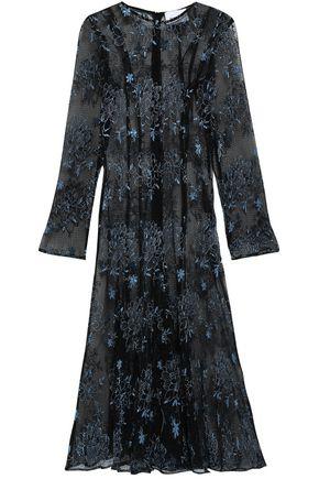 ac201c740bd4 Debutante embroidered plissé tulle midi dress | GEORGIA ALICE | Sale ...