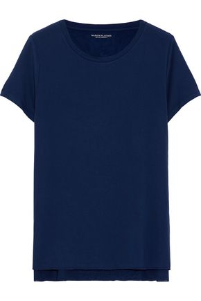 MAJESTIC FILATURES French terry T-shirt