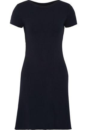 MAJESTIC FILATURES Stretch-jersey mini dress