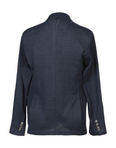 Фото 2 - Мужской пиджак ELEVENTY синего цвета