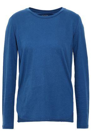 MAJESTIC FILATURES Cotton-jersey top