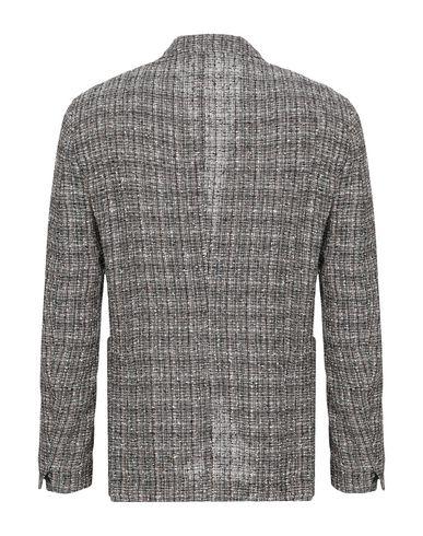 Фото 2 - Мужской пиджак ELEVENTY коричневого цвета