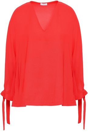 CLAUDIE PIERLOT Crepe de chine blouse
