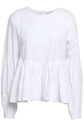 JOIE Cotton-poplin blouse