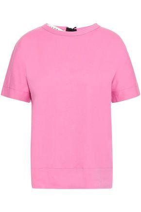 MARNI タイバック コットンジャージー Tシャツ