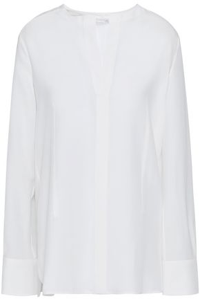 MARNI Silk crepe de chine blouse
