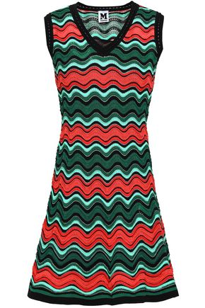 M MISSONI Crochet-knit dress