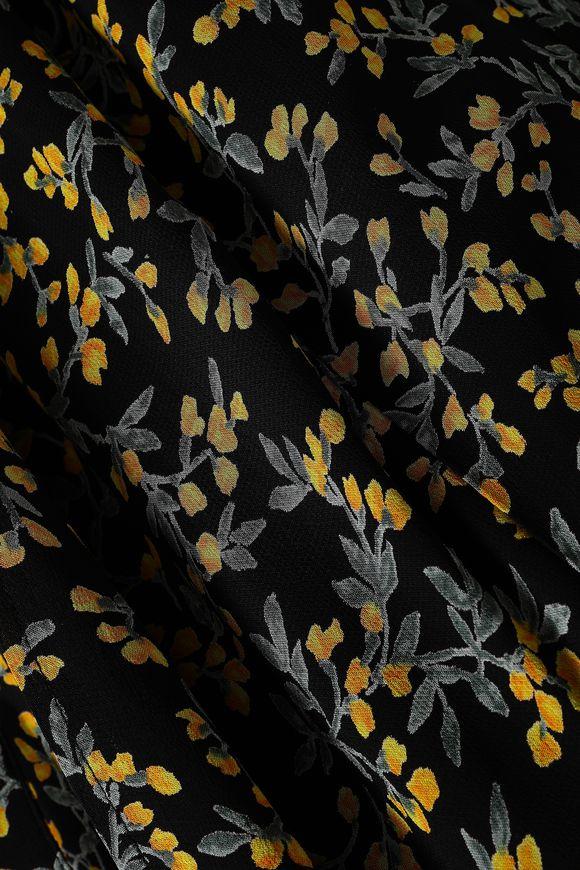 6d4c7e3c981f0 Marceau floral-print georgette maxi wrap dress