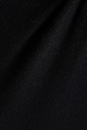 ATM ANTHONY THOMAS MELILLO Ribbed stretch-Micro Modal bodysuit