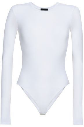 ATM ANTHONY THOMAS MELILLO Stretch-Micro Modal jersey bodysuit