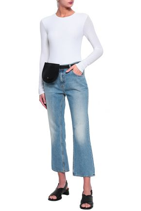 ATM ANTHONY THOMAS MELILLO Stretch-Micro Modal jersey bodysuit